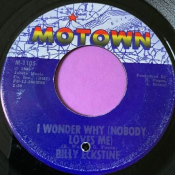 Billy Eckstine-I wonder why-Motown E+