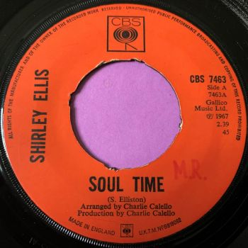 Shirley Ellis-Soul Time-UK CBS noc E