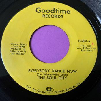 Soul City-Everybody dance now-Goodtime E+