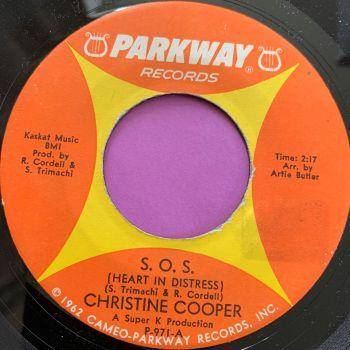 Christine Cooper-S.O.S-Parkway E+