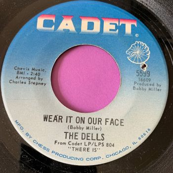Dells-Wear it on our face-Cadet E+