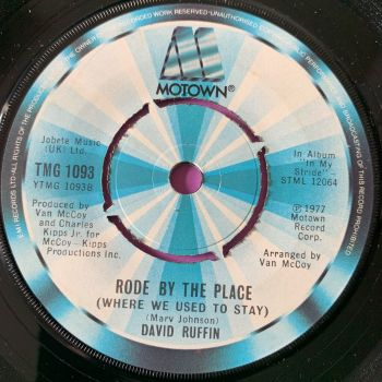 David Ruffin-Rode by the place-TMG 1093 E