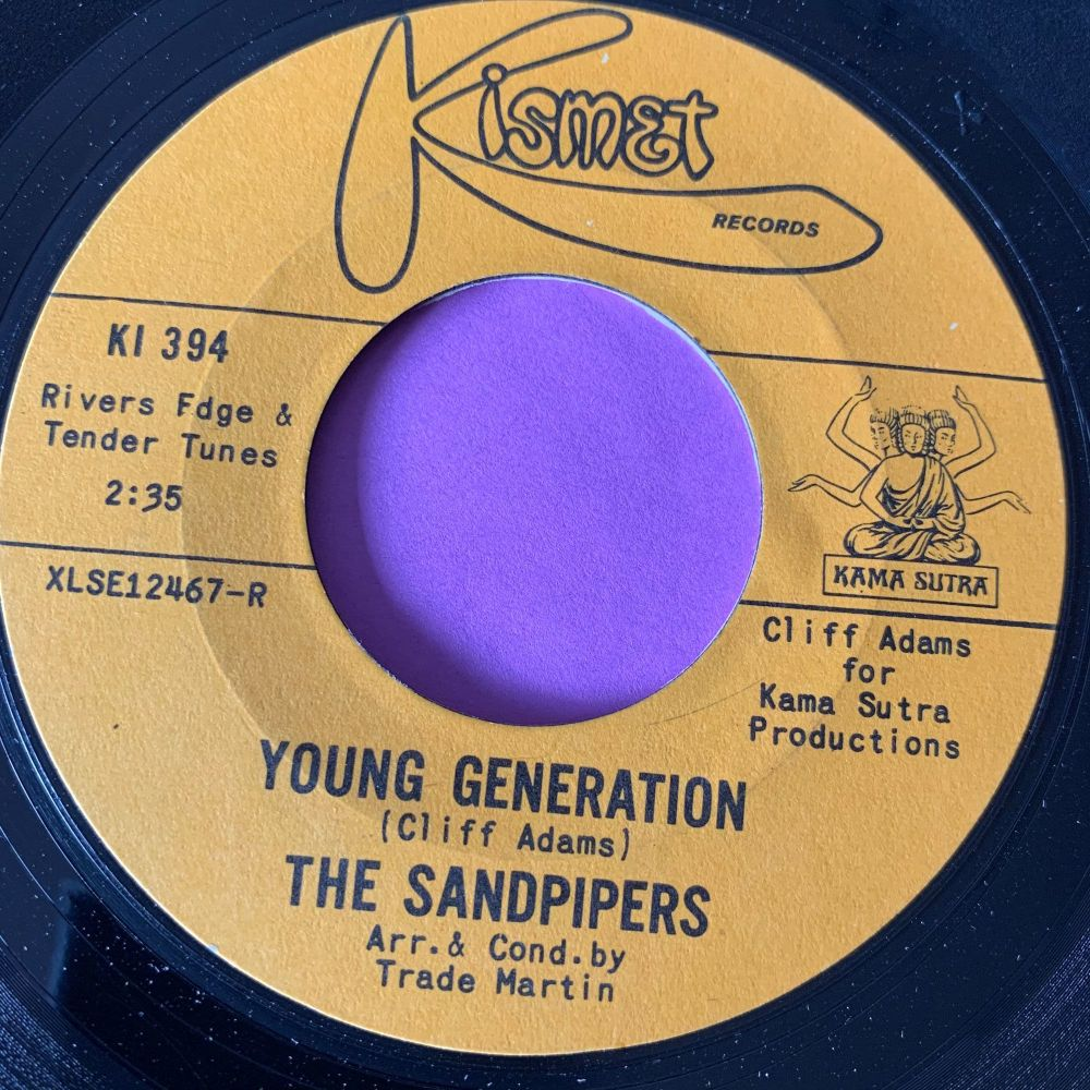 Sandpipers-Young generation-Kismet E+