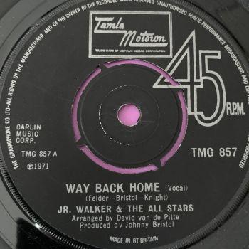 Junior Walker-Way back home-TMG 857 E+