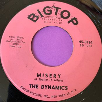 Dynamics-Misery/ I'm the man-Big Top E+