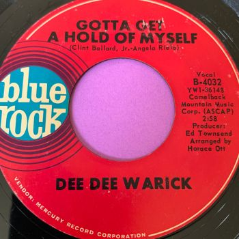 Dee Dee Warwick-Gotta get a hold of myself-Blue Rock E