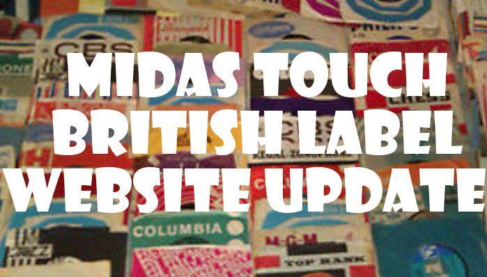 British Soul Label 45s