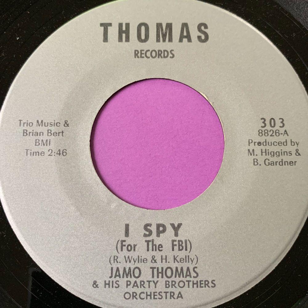 Jamo Thomas-I spy-Thomas E+