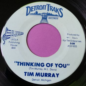 Tim Murray-Thinking of you-Detroit Traks E+