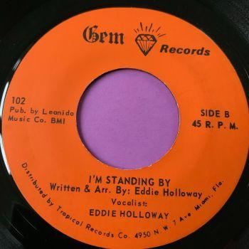 Eddie Holloway-I'm standing by-Gem E+