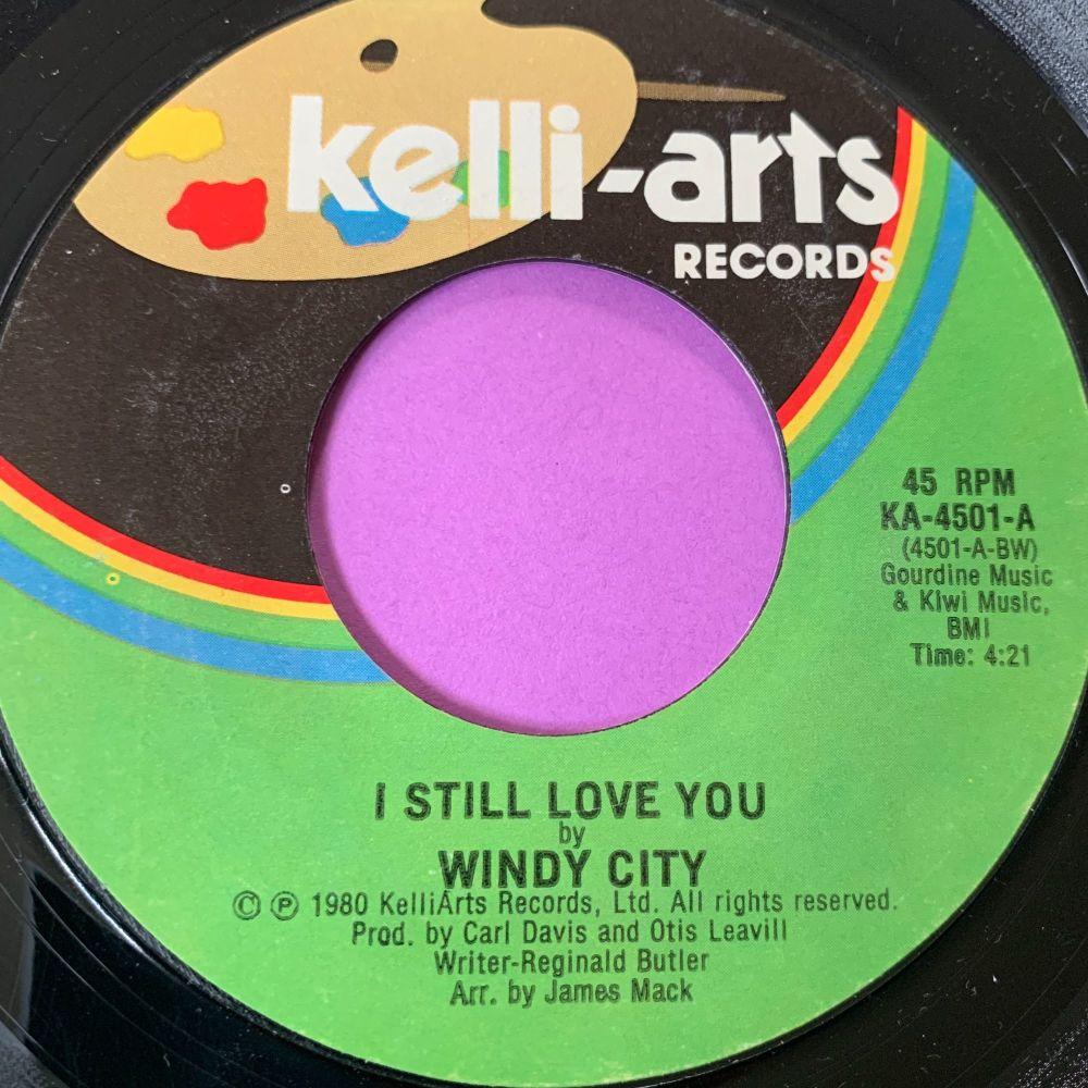 Windy City-I still love you-Kelli-Arts E+