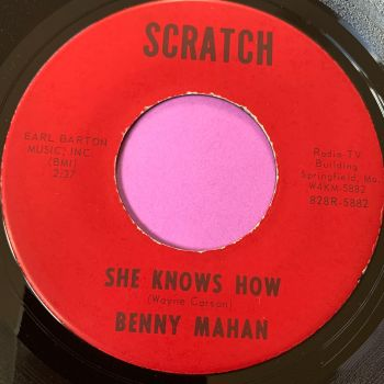 Benny Mahan-She knows how-Scratch E+