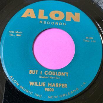Willie Harper-But I couldn't-Alon E+