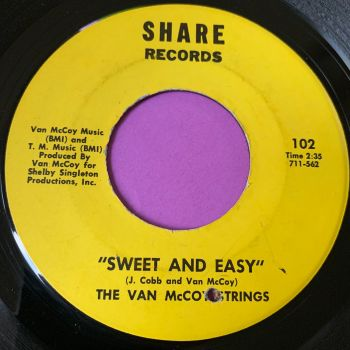 Van McCoy Strings-Sweet and easy-Share E