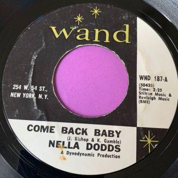 Nella Dodds-Come back baby-Wand E+