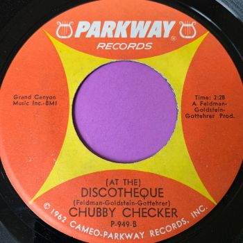Chubby Checker-Discoteque-Parkway E+
