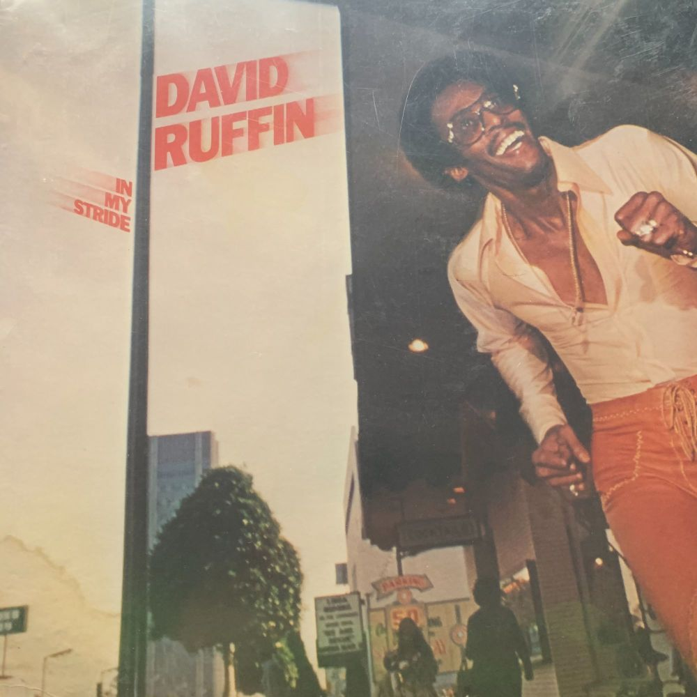 David Ruffin - In My stride - Motown E+