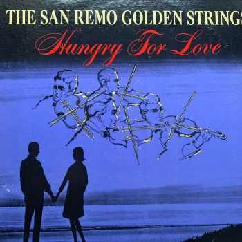 San Remo Golden Strings-Hungry for love-Rictic LP E+