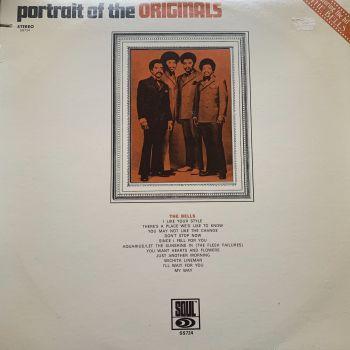 Originals - Portrait of - Soul LP E+