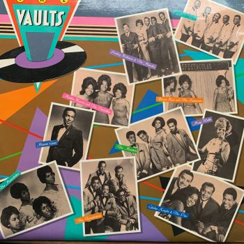 Various Artists - From the vaults- UK Tamla Motown LP E