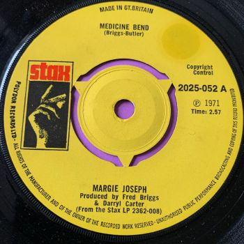 Margie Joseph-Medicine Bend-UK Stax E+