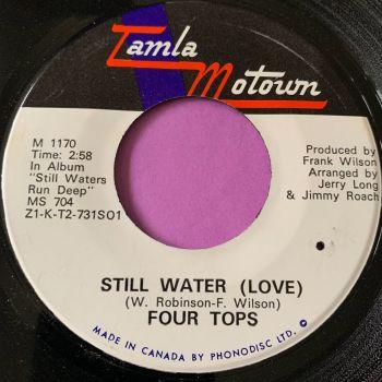 Four Tops-Still water (Love)-Canadian Tamla Motown E+