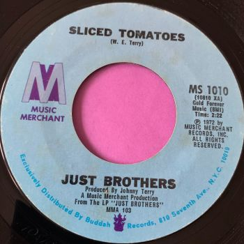Just Brothers-Sliced Tomatoes-Music Merchant E