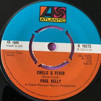 Paul Kelly-Chills and Fever-UK Atlantic E+
