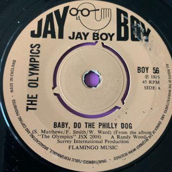 Olympics-Baby, do the Philly dog-UK JayBoy E+