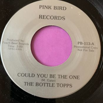 Bottle Tops-Ain't love trouble-Pink bird E+