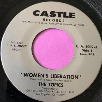 Topics-Women's liberation-Castle E+