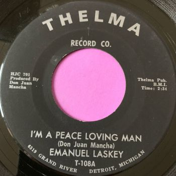Emanuel Laskey-I'm a peace loving man-Thelma E