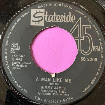 Jimmy James-A man like me-UK Stateside noc E+