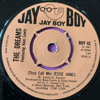 Dreams-(They call me) Jessie James-UK Jayboy M-