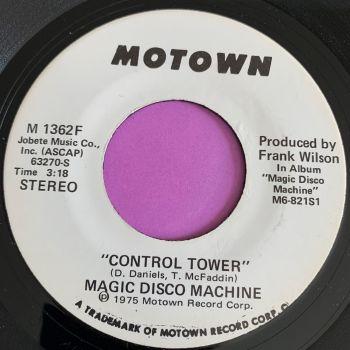 Magic Disco Machine-Control tower-Motown WD E+