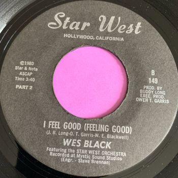 Wes Black--I feel good (Feeling good)-Star West E+