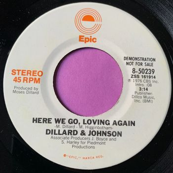 Dillard & Johnson-Here we go loving again-Epic Demo E+