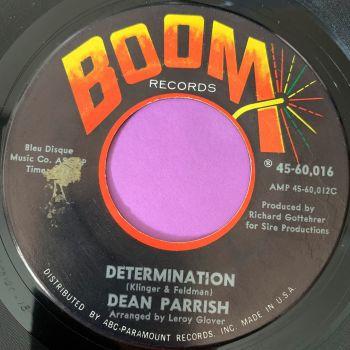 Dean Parrish-Determination-Boom E+