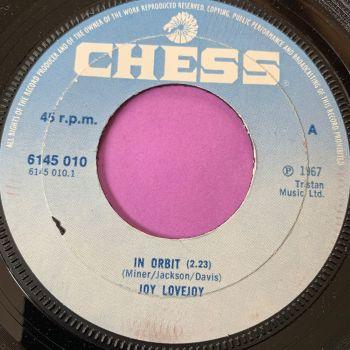 Joy Lovejoy-In orbit-UK Chess  E+