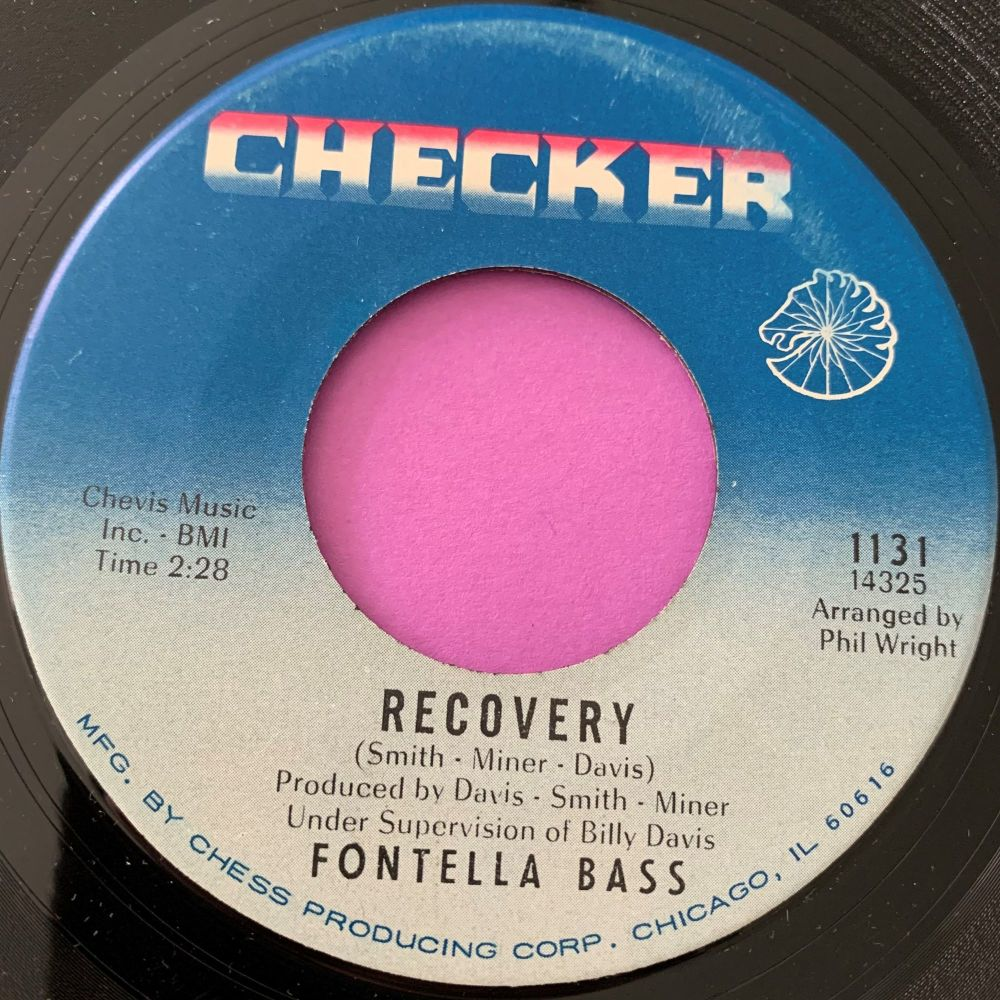 Fontella Bass-Recovery-Checker M-