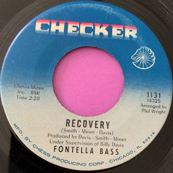Fontella Bass-Recovery-Checker M-