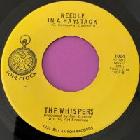 Whispers-Needle in a haystack-Soul Clock E+