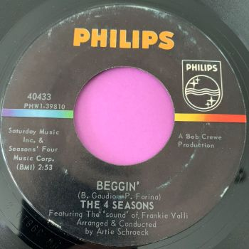 4 Seasons-Beggin'-Phillips E+