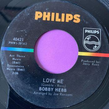 Bobby Hebb-Love me-Phillips M-