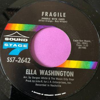 Ella Washington-Fragile-Sound Stage 7 M-