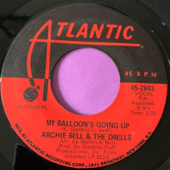 Archie Bell-My balloon's going up-Atlantic M-