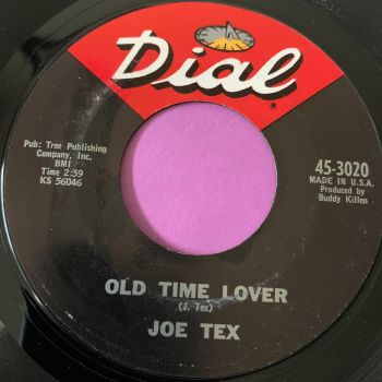 Joe Tex-Old time lover-Dial M-