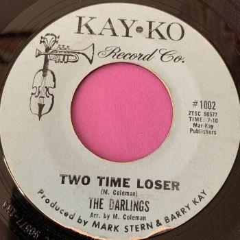 Darlings-Two time loser-Kayko E