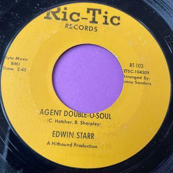 Edwin Starr-Agent Double-O-Soul-Tic-tic E+