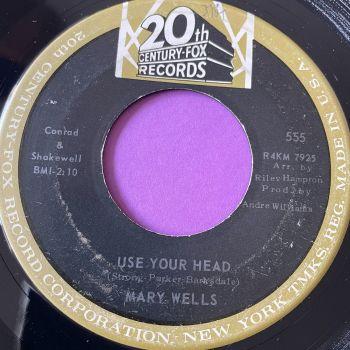 Mary Wells-Use your head-20th Century E